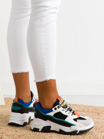 Pantofi sport cod E2009 Black