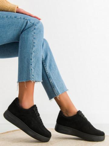 Pantofi sport cod J1851 All Black