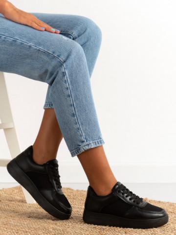 Pantofi sport cod J1853 Black