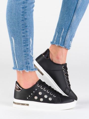 Pantofi sport cod KB072 Black
