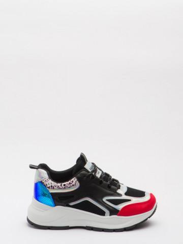 Pantofi sport cod KFS-912 Black