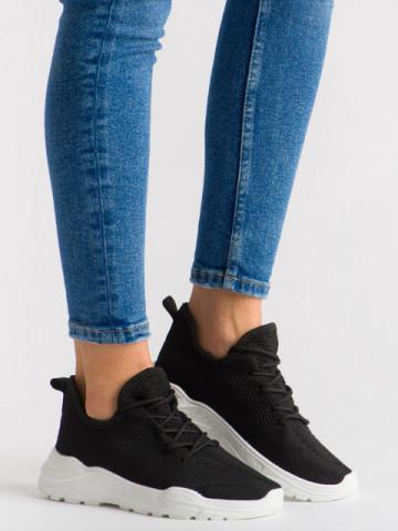 Pantofi sport cod L8052 Black