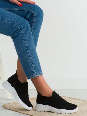 Pantofi sport cod LA171 Black