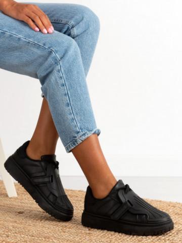 Pantofi sport cod LF1901 Black
