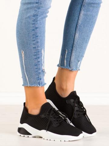 Pantofi sport cod LI02 Black