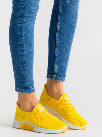 Pantofi sport cod M3 Yellow
