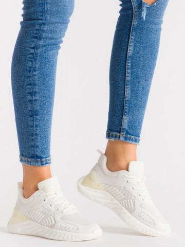 Pantofi sport cod NX85 White