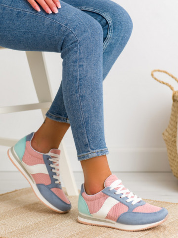 Pantofi sport cod SC26 Blue