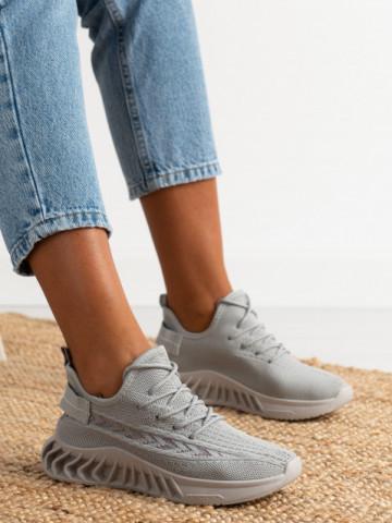 Pantofi sport cod TRF12 Grey