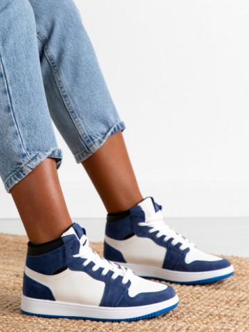 Pantofi sport cod X-2962 Royal Blue