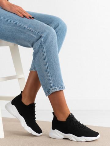 Pantofi sport cod X2958 Black