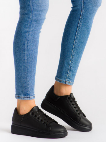 Pantofi sport cod YKQ190 All Black