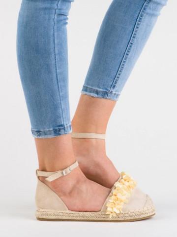 Sandale cod 7261-14 Beige
