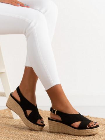 Sandale cod 9R67 Black