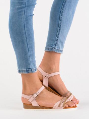 Sandale cod SY031 Pink