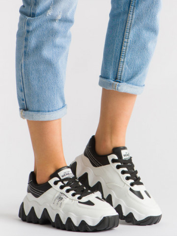Pantofi sport cod 9915 Black