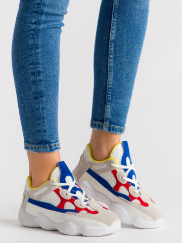 Pantofi sport cod A105-1 Blue