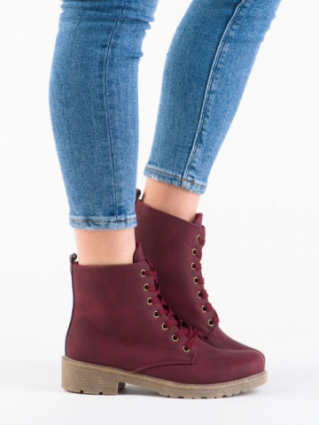 Ghete cod 2101 Wine Red