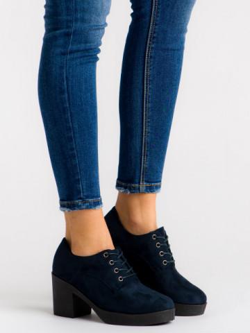 Pantofi casual cod 8F98 Blue