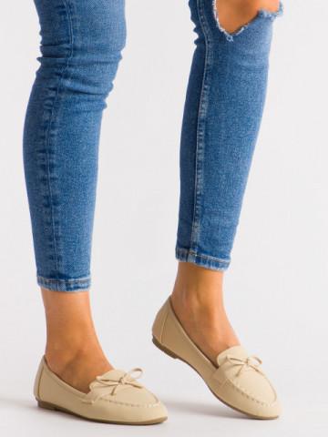 Pantofi casual cod 98-30 Beige