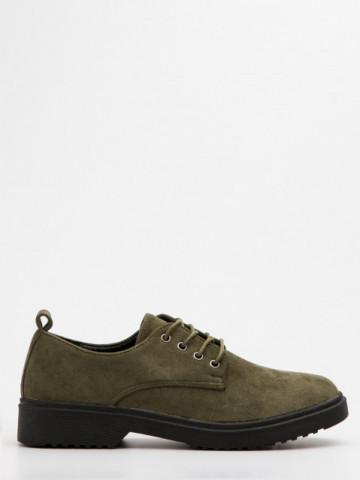 Pantofi casual cod AG09 Green
