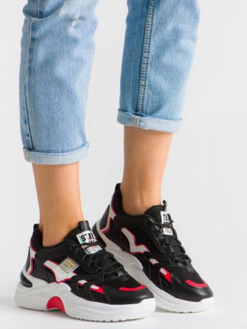 Pantofi sport cod 001493 Black