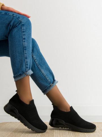 Pantofi sport cod 2053 Black