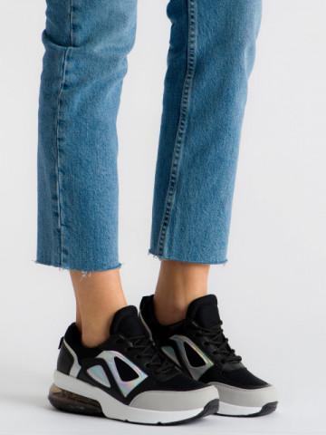 Pantofi sport cod 2233 Black