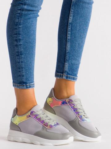 Pantofi sport cod 952-6 Grey