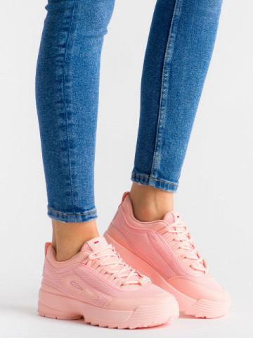Pantofi sport cod ABC-290 Pink
