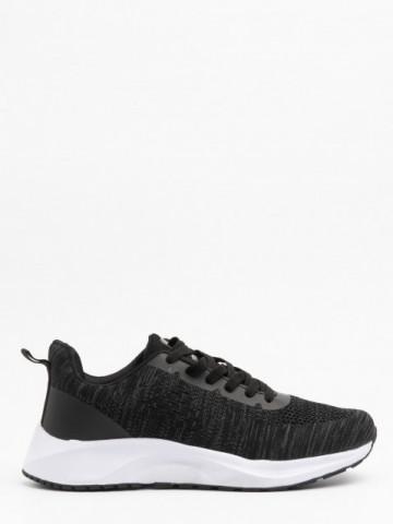 Pantofi sport cod AL10-1 Black/White