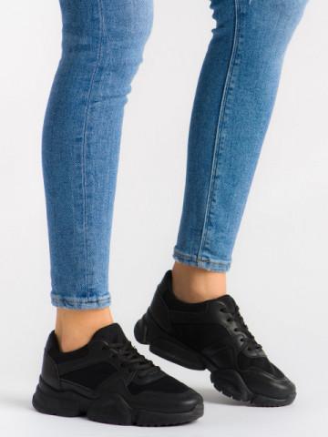 Pantofi sport cod B02 Black