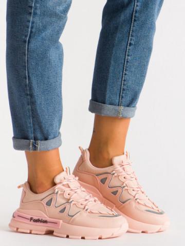 Pantofi sport cod B05 Pink