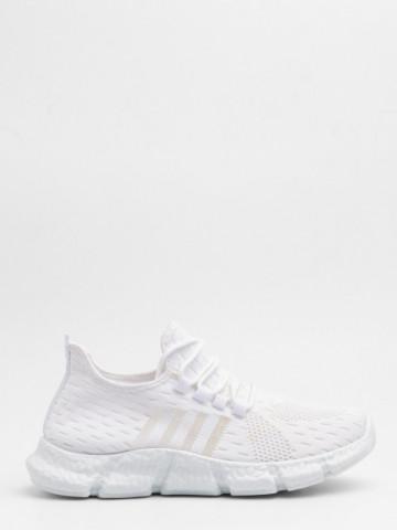 Pantofi sport cod B133 White