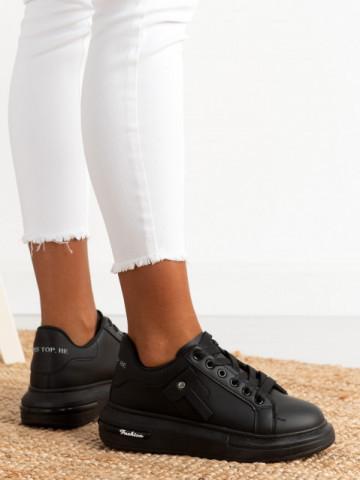 Pantofi sport cod B21-508 Black
