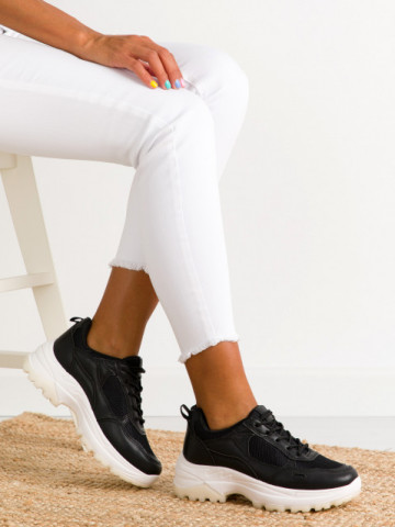 Pantofi sport cod BY1910 Black