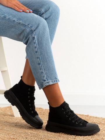 Pantofi sport cod D005 Black
