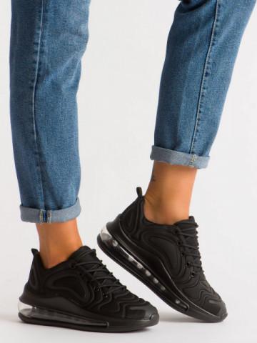Pantofi sport cod J1829 All Black