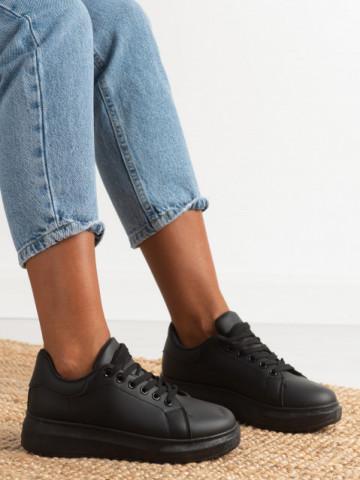 Pantofi sport cod J1860 Black