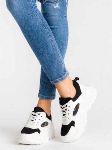 Pantofi sport cod JRX307-90 White