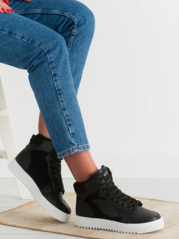Pantofi sport cod LA139 Black