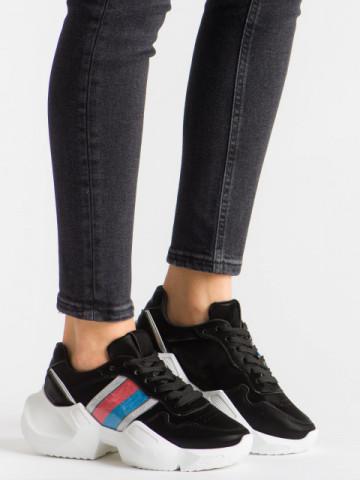Pantofi sport cod LLS-003 Black