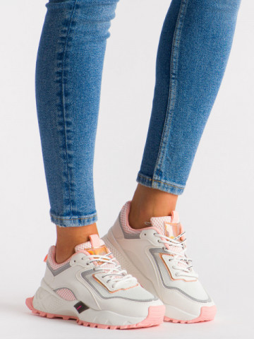 Pantofi sport cod LLS-005 Pink