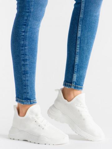 Pantofi sport cod LLS-010 White