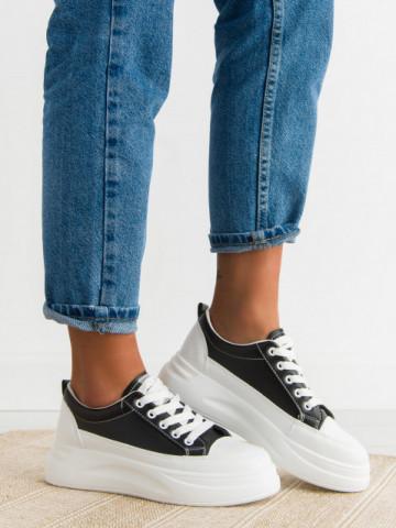 Pantofi sport cod QSN80711 Black