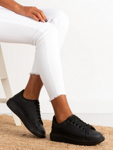 Pantofi sport cod R690 Black