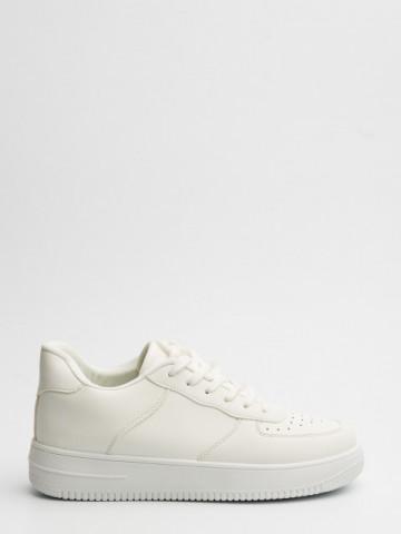 Pantofi sport cod R700 White