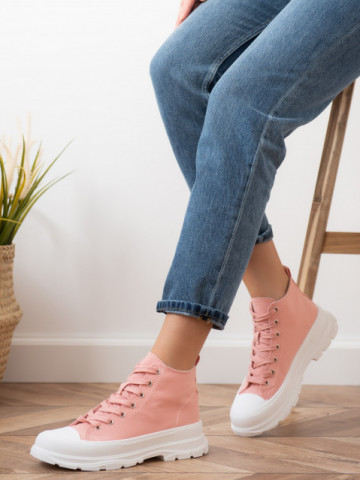 Pantofi sport cod S012 Pink