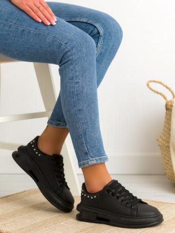 Pantofi sport cod SC36 Black