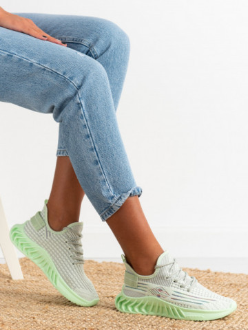 Pantofi sport cod TRF11 Green